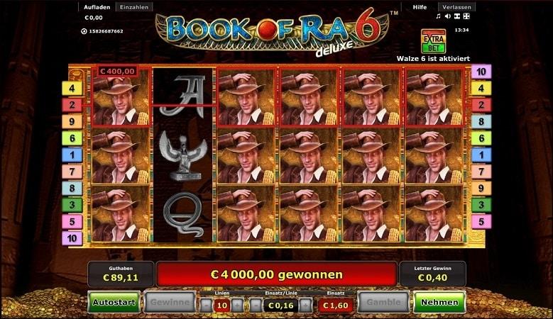 casino book of ra tipps