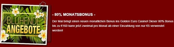 Golden Euro Bonus