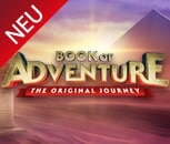 Book of Adventure im Videoslots Casino