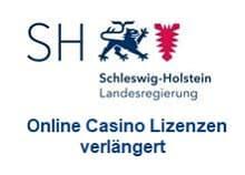 Schleswig Holstein Online Gaming Lizenzen