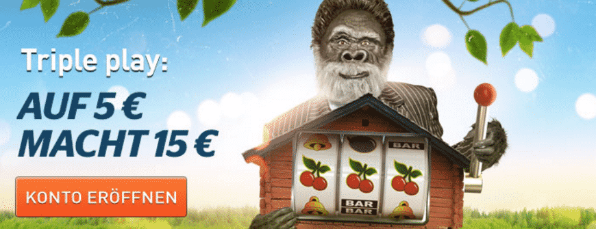 Triple Bonus Cherry Casino