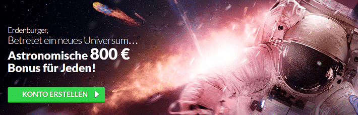 Quasar Gaming Cashback Sonntags Bonus