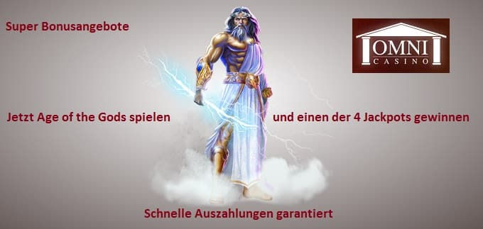 Age of the Gods spielen