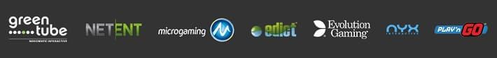 Spiele Hersteller - Viks Casino