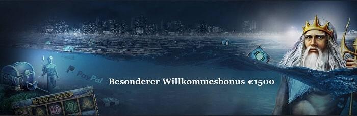 PayPal Willkommensbonus Viks.com