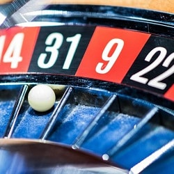 Train slot machine
