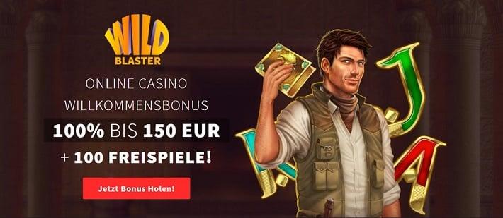 Casino Wildblaster