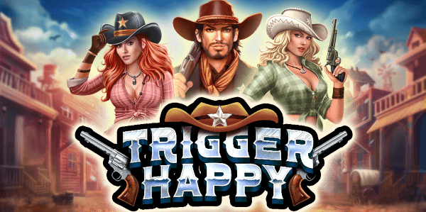 Trigger Happy - Realtime Gaming