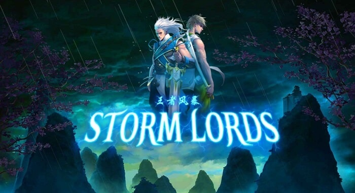 Golden Euro Casino - Storm Lords