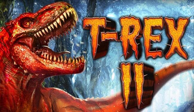 T-Rex II im Slotastic Casino