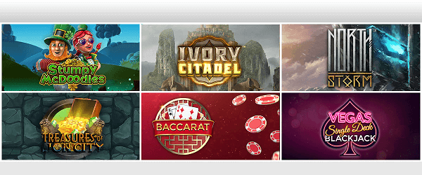 Microgaming Spiele