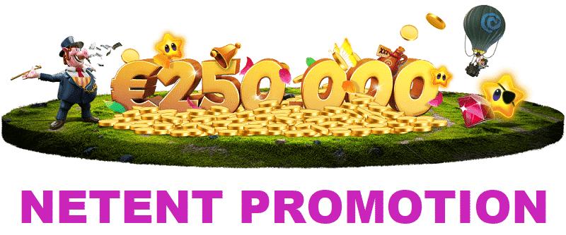 NetEnt Promotion