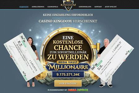 Kostenlos Mega Vault Online Jackpot spielen