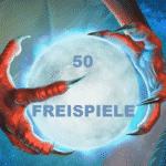50 kostenlose Freispiele