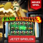 Cash Bandits 3 mit Bonus und Freispielen
