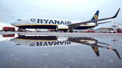 Billigfluglinie Ryanair