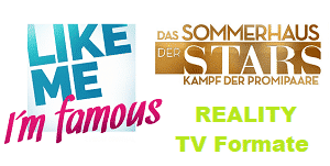 Reality TV Formate