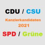 Frage Kanzlerkandidaten 2021 entschieden !