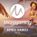 Microgaming - Noch mehr neue Spiele