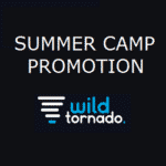 Wild Tornado Casino - Summer Camp Promo