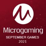 Neue Microgaming Spiele September 2021